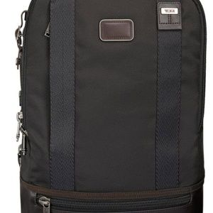 Tumi Alpha Dover Backpack, Anthracite